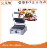 Sandwich électrique professionnel Contactez Griller Panini Grill Steak