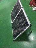 comitato solare pieghevole a buon mercato di campeggio 160W