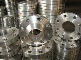 Ajustage de précision de pipe de bride de soudure de plot d'acier inoxydable ;