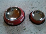Winloaz Marken-Edelstahl-Haustier-Filterglocke mit Antibeleg-Gummiring