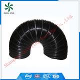 Condotto di alluminio flessibile semirigido per l'essiccatore (7 viti)