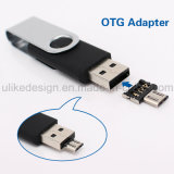 Movimentação do flash do conetor do ajudante OTG do USB/USB (UL-ACC001)