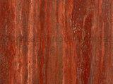 панель сота камня травертина красного цвета 25mm составная алюминиевая