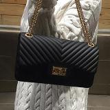 La Caldo-Vendita del messaggero elegante delle signore insacca le borse delle donne lavorare ai sacchetti con Sy8483 a lunga catena