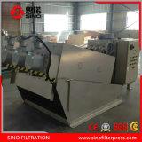 A melhor máquina da imprensa do filtro roscado da qualidade para a lama do petróleo e da graxa