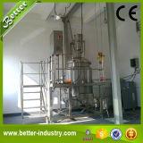 Macchina dell'estrazione mediante solvente dell'olio essenziale del gelsomino/unità di distillazione olio essenziale