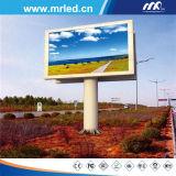 SMD2727를 가진 옥외 풀 컬러 발광 다이오드 표시 스크린 P6.4mm 판매