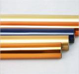 Colorear la película caliente de la lámina para gofrar del traspaso térmico para el papel y el plástico