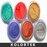 Colorant perlé de vernis à ongles de pente cosmétique