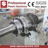 100-350mm PVC/PP/PE는 벽에 의하여 주름을 잡은 관 밀어남 선을 골라낸다