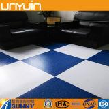 El centelleo Stars el azulejo de suelo del vinilo del PVC