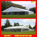 Parete laterale libera e tenda impermeabile della fiera commerciale