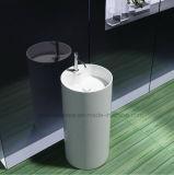 Bacino indipendente della resina acrilica della mobilia della stanza da bagno (PB2021)