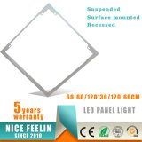 100lm/W het oppervlakte Opgezette Installatie 60*60cm 36W LEIDENE Licht van het Comité