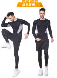 Anti-Bacterial Quick-Dry Hommes MMA Glide Skin réglable Running Sportswear