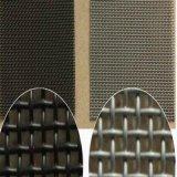 Pantalla de la ventana de la prueba del punto negro del acero inoxidable