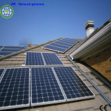 Gerador solar sem fio para uso familiar