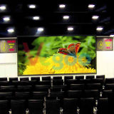 Écran polychrome d'Afficheur LED de qualité pour le mur visuel 7.62mm de DEL