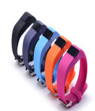 Франтовской браслет Tw64 с Wristband спорта Wristband силикона монитора тарифа сердца