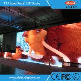 Pantalla LED de alquiler para P2.5 para publicidad