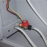 Pequeña cortadora del laser del estilo para los productos de cuero (JM-750H)