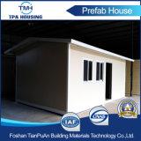 Kleines Stahlzwischenlage-Panel-vorfabriziertes Haus für Speicherung