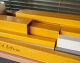 Pisadas de escalera de la fibra de vidrio, sospecha antirresbaladiza de FRP/GRP