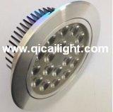 18X1w高い発電LED Downlight