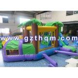 普及した子供の膨脹可能なドームのディスコの家、膨脹可能なドームの跳躍の警備員