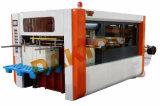Máquina que corta con tintas disponible del envase de alimento