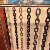 Catena di sollevamento galvanizzata ad alta resistenza del TUFFO caldo dell'acciaio legato