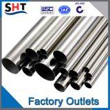 321 tubos de acero inoxidables de la alta calidad