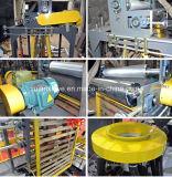 Máquina de soplado de película de doble color