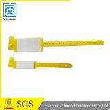Fördernder Wegwerfplastikverschluss-ArmbandWristband