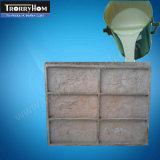 Fabrication de moules en caoutchouc silicone pour la moulage de produits en béton