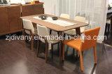 Muebles de madera del comedor del estilo moderno