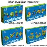 El ABS bloquea el bloque hueco educativo de los juguetes 3D del ladrillo de los juguetes 30PCS (10274044)