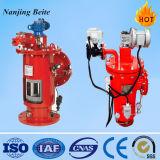 Filtres d'eau autonettoyants automatiques pour le traitement des eaux industriel