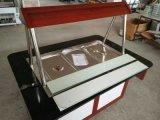 Buffet di Commercail & vetrina del frigorifero della barra di insalata per Restaruant