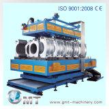 Estirador de tornillo plástico del gemelo de la máquina de 16-63m m del tubo de alta calidad del PVC