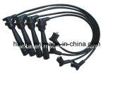 Fil de bougie d'allumage, câble d'allumage réglé pour des pièces de véhicule de Toyota
