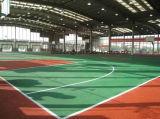 Prefab баскетбольная площадка стальной структуры высокого качества