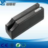 Het Magnetische Systeem RS232/USB van het lidmaatschap jat de Lezer van de Kaart