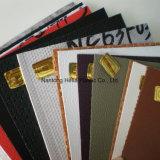 Mixed imprimere il cuoio di riserva del PVC di uso di colori