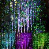 De rode Groenachtig blauwe OpenluchtLaser van de Projector van de Lichten van Kerstmis van het Elf Lichte/de Groene en Blauwe Bewegende Decoratie van de Laser van de Tuin