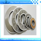 Disco deOposição do filtro do SUS 304