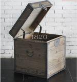 Античная коробка хранения для упорок съемки (SCWB00800)