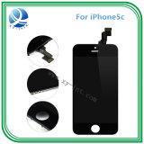 Peças sobresselentes do digitador do LCD do telefone móvel para o iPhone 5c LCD