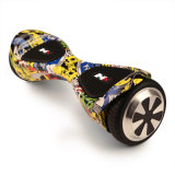 2개의 바퀴 각자 균형을 잡는 스쿠터 6.5 인치 공중선회하 널 소형 리튬 건전지 Monocycle 전기 스쿠터