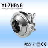 Clamp Ends와 Yuzheng 316 Check Valve